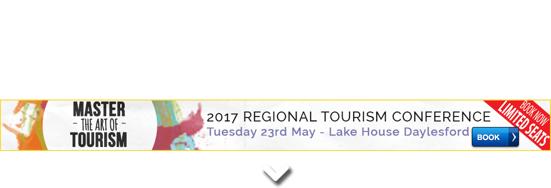 2017 Regional Tourism Conference - Master the Art of Tourism