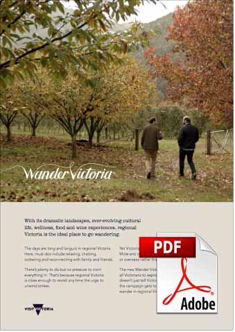 Wander Victoria Campaign Summary
