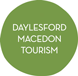 Daylesford Macedon Tourism Sticky Logo