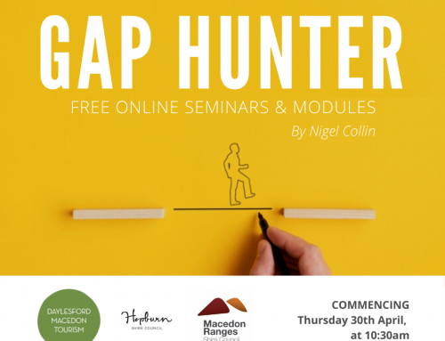 'Gap Hunter' FREE SERIES